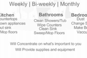 Photo #1: Clean Queen - cleaning services