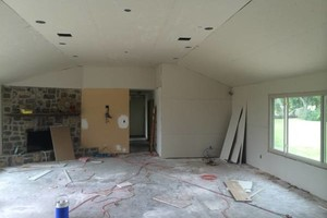 Photo #10: E. Alton Contracting, LLC - Paint, trim, tile, drywall and more