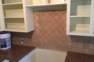 Photo #4: E. Alton Contracting, LLC - Paint, trim, tile, drywall and more