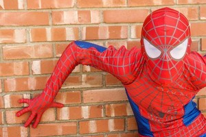 Photo #5: Spider-Man Entertainer