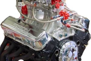 Photo #1: Racing engine performance estimates