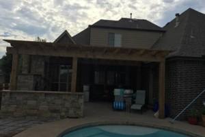 Photo #7: Lazo Pro Construction. Decks, Arbors, Patio Covers