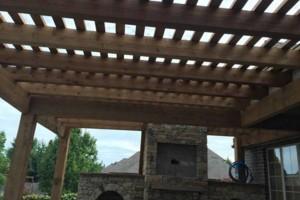Photo #5: Lazo Pro Construction. Decks, Arbors, Patio Covers