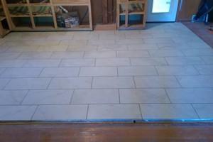 Photo #2: Ceramic/ Tile, Hardwood, Laminate, LVT Installation