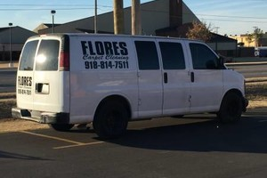Photo #1: Flores Carpet Cleaning - carpet, tile, upholstery, and auto upholstery cleaning