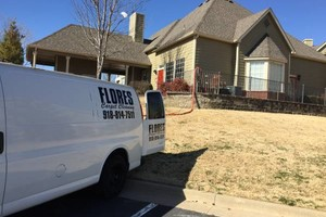 Photo #2: Flores Carpet Cleaning - carpet, tile, upholstery, and auto upholstery cleaning