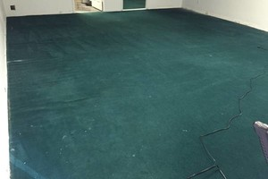 Photo #3: Flores Carpet Cleaning - carpet, tile, upholstery, and auto upholstery cleaning