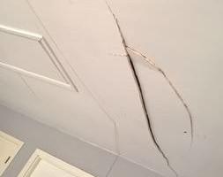 Photo #6: Presto's Renovations. Drywall Repair - Free Estimates!