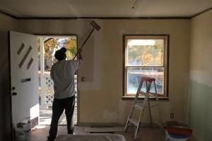 Photo #4: Presto's Renovations. Drywall Repair - Free Estimates!