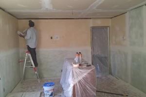 Photo #3: Presto's Renovations. Drywall Repair - Free Estimates!