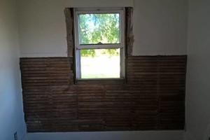 Photo #2: Presto's Renovations. Drywall Repair - Free Estimates!