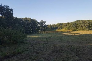 Photo #1: Clay's Pasture clearing