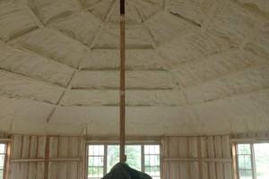 Photo #2: Spray Foam Insulation. Large Job Discounts!