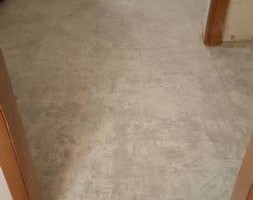 Photo #2: Custom tile and wood instalation - floor and walls