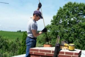 Photo #4: Tulsa Chimney Sweep