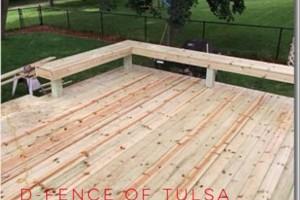 Photo #2: D-Fence (Fence, Decks & More)