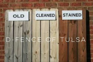 Photo #1: D-Fence (Fence, Decks & More)