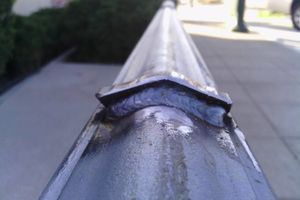 Photo #1: Mobile Steel & Aluminum MIG Welding