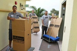 Photo #2: 5*STAR RATED MOVERS. SPECIAL RATE THIS WEEK!