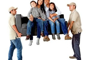 Photo #1: 5*STAR RATED MOVERS. SPECIAL RATE THIS WEEK!