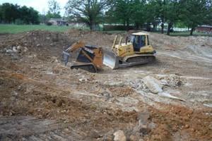 Photo #23: Land Scrapes LLC - Excavating & Dirt Work