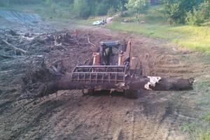 Photo #9: Land Scrapes LLC - Excavating & Dirt Work