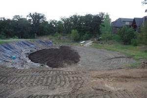 Photo #7: Land Scrapes LLC - Excavating & Dirt Work