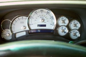Photo #1: Speedometers and electrical!