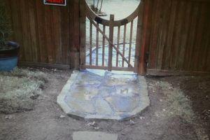 Photo #13: PAINT / CUSTOM TILE SHOWERS / FLOORS / BACK SPLASHES / YOU NAME IT!!!