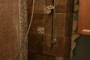 Photo #4: PAINT / CUSTOM TILE SHOWERS / FLOORS / BACK SPLASHES / YOU NAME IT!!!