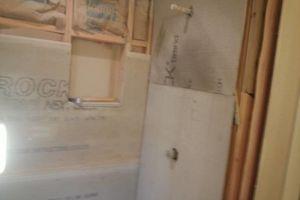 Photo #3: PAINT / CUSTOM TILE SHOWERS / FLOORS / BACK SPLASHES / YOU NAME IT!!!