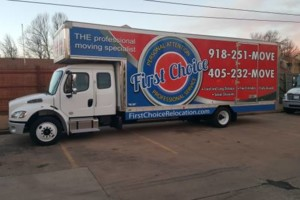 Photo #1: The Movers - First Choice Relocation