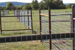 Photo #5: Tight Wire Fence building and repair