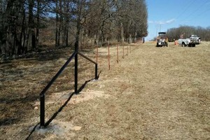 Photo #2: Tight Wire Fence building and repair