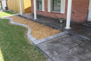 Photo #1: Neighbor's Decorative Concrete