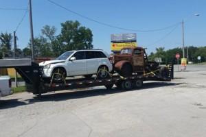 Photo #3: IED Inc. dba. Car, motorcycle, Tractor hauling