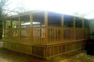 Photo #7: Decks, Outdoor Kitchens & MORE