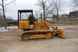 Photo #2: Charlie Gruse - bulldozer, Brush Hog, Track Hoe for hire