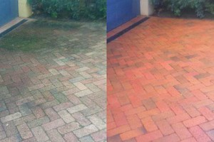 Photo #4: Make The Old Look Like New! Pressure Washing