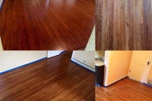 Photo #7: LaBerge Reclaimant. Hardwood floors - restoration, installation, and finishing