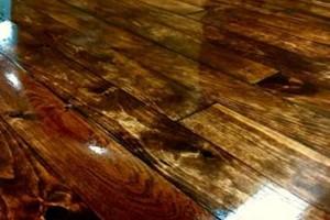 Photo #6: LaBerge Reclaimant. Hardwood floors - restoration, installation, and finishing