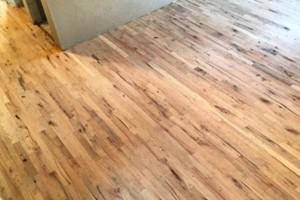 Photo #5: LaBerge Reclaimant. Hardwood floors - restoration, installation, and finishing