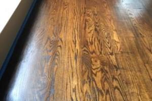 Photo #4: LaBerge Reclaimant. Hardwood floors - restoration, installation, and finishing