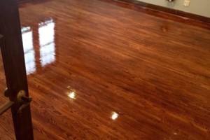 Photo #3: LaBerge Reclaimant. Hardwood floors - restoration, installation, and finishing