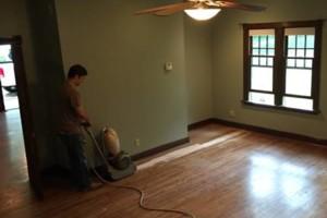 Photo #2: LaBerge Reclaimant. Hardwood floors - restoration, installation, and finishing