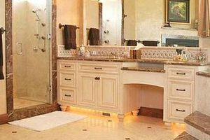 Photo #5: Kitchen & bathroom cabinets and Granite countertops