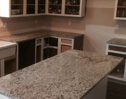 Photo #4: Kitchen & bathroom cabinets and Granite countertops