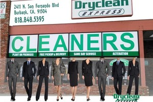 Photo #3: Dry Cleaner Services - FREE pick up and delivery