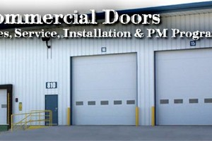 Photo #13: COMMERCIAL AND INDUSTRIAL DOORS