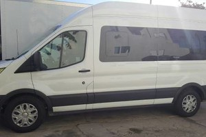 Photo #1: Personal Driver 12 passenger Van